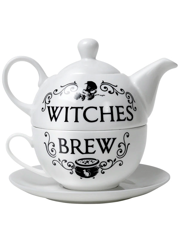 Witches Brew Tea Set by Alchemy of England