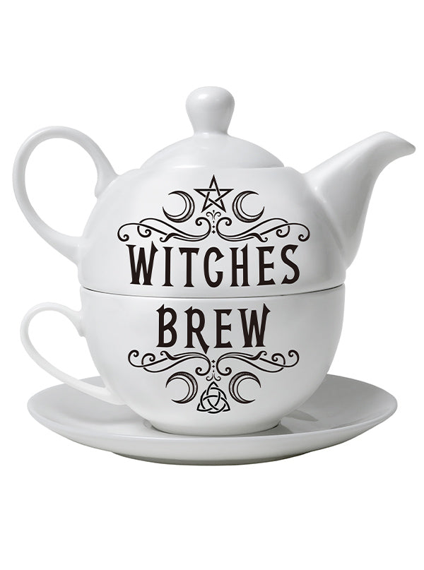 Witches Brew 2 Tea Set by Alchemy of England