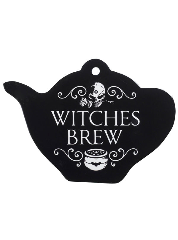 Witches Brew Trivet by Alchemy of England