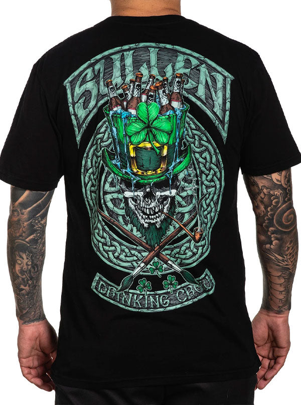 Men's Brew Crew Tee by Sullen