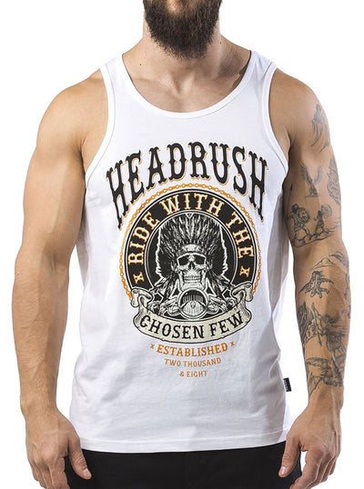 Men's Brick Tank by Headrush Brand