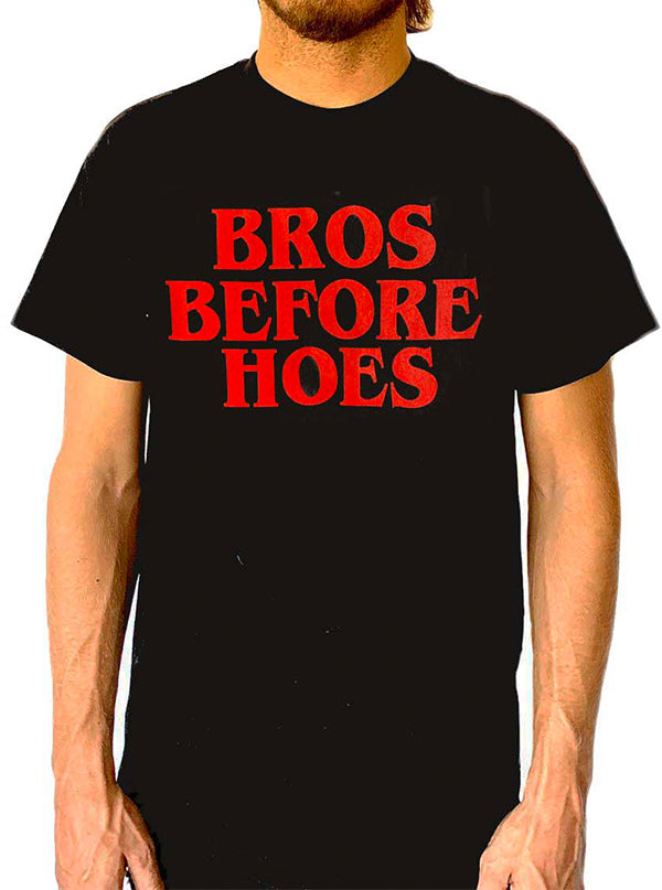 Men's Bros Before Hoes Tee by Gypsy Treasures