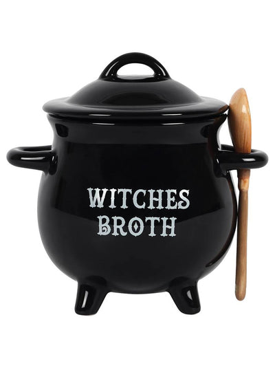 Witches Broth Cauldron Bowl