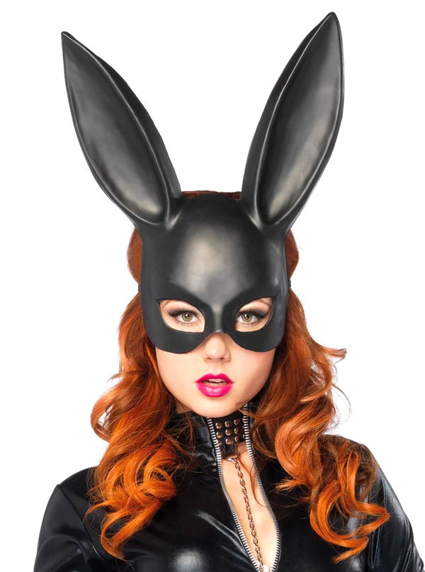 Bondage Bunny Mask by Leg Avenue