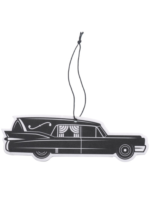 Death Cab Air Freshener by Sourpuss