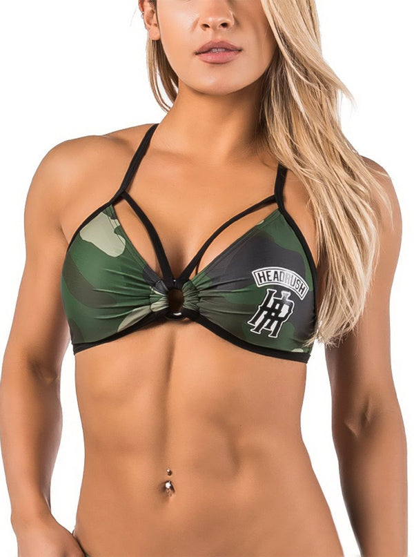 Women's Caitlyn Bikini Top by Headrush Brand