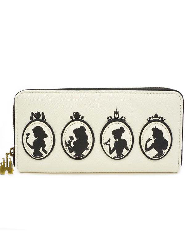 Disney Princess Cameo Wallet by Loungefly