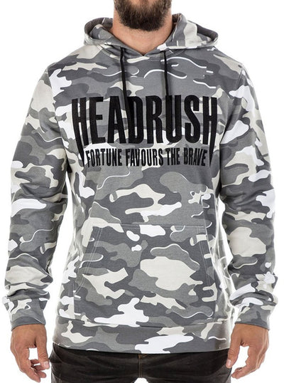 Men's Dispatched Hoodie by Headrush Brand