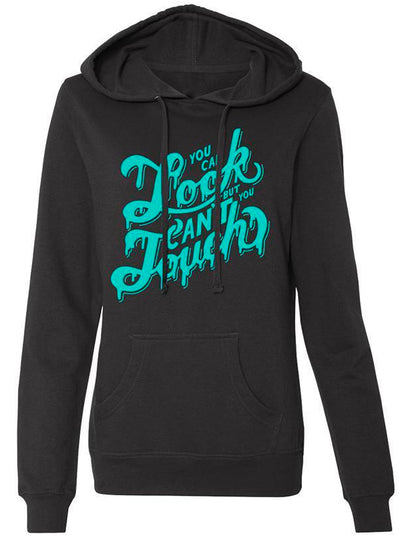 Women's Can't Touch II Lightweight Hoodie by InkAddict