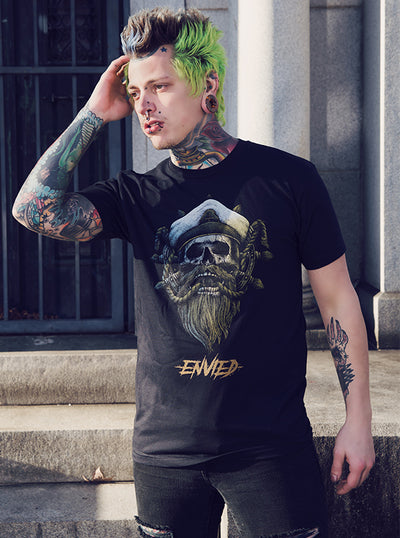 Men's The Captain Tee by Envied Clothing