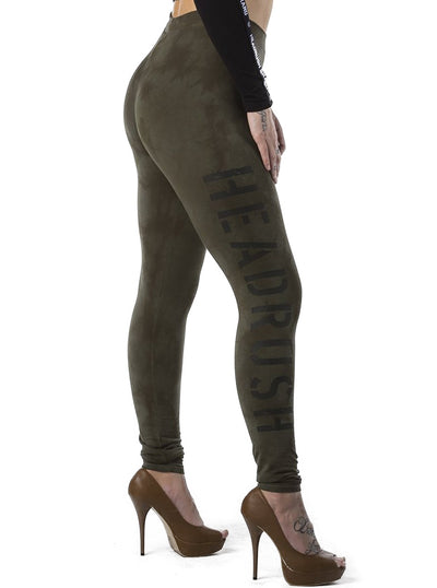 Women's Carano Washed Leggings by Headrush Brand