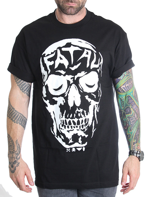 Men's Last Caress Tee by Fatal Clothing