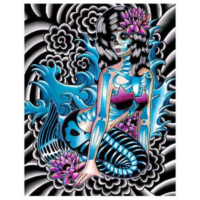 Sirens Song by Carissa Rose - InkedShop - 2