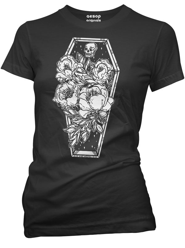 Women's Casa De Calavera Tee by Aesop Originals