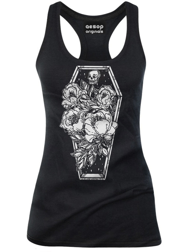 Women's Casa De Calavera Tank by Aesop Originals