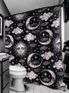 Xtra Celestial Shower Curtain by Too Fast