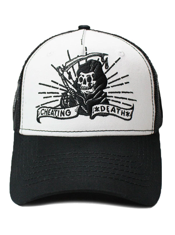 Cheating Death Hat by Lethal Threat