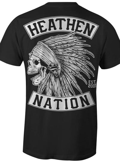 Men's Chief Tee by Heathen
