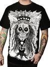 "Men's ""The Chief"" Tee by Kush Kills Clothing (Black) - www.inkedshop.com"