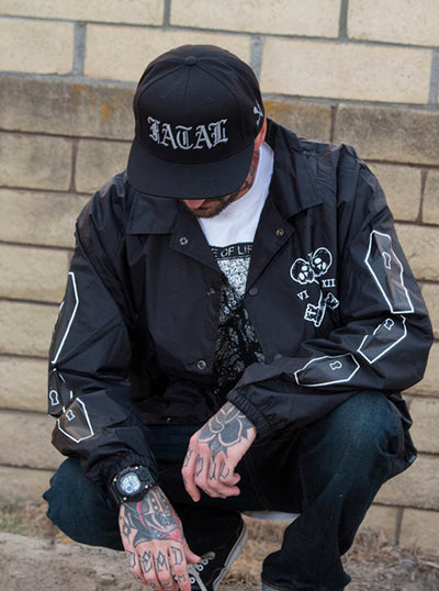 Men's The Chosen Jacket by Fatal Clothing