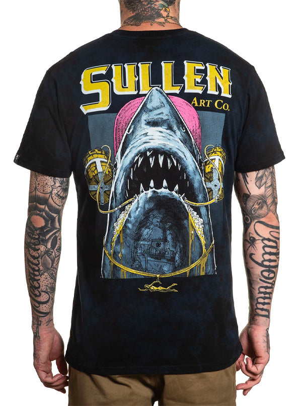 Men's Chuggin Tee by Sullen