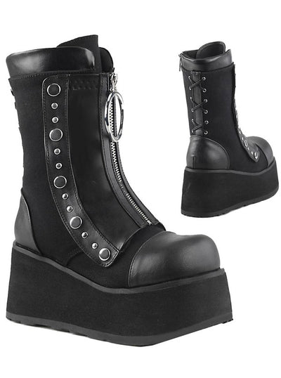 Women's Clash 206 Platform Boots by Demonia