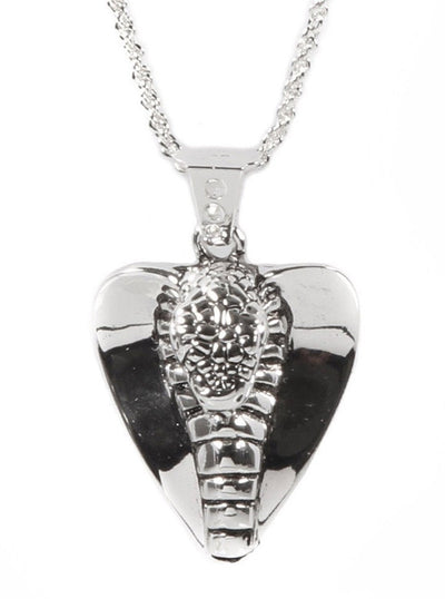 """Cobra Lover"" Pendant by Han Cholo (More Options) - www.inkedshop.com"