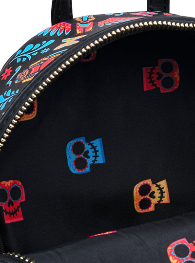 Coco: Dia De Los Muertos Mini Backpack by Loungefly