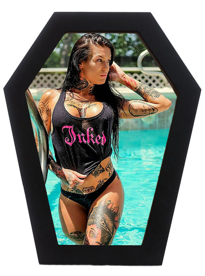 Coffin Picture Frame by Sourpuss