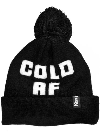 Cold AF Beanie by Ktag