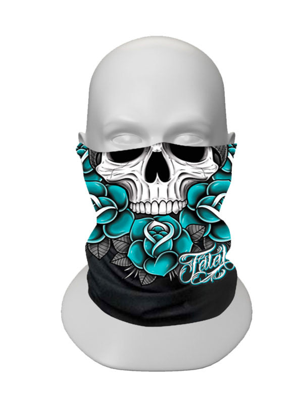 Cold Heart Face Tube Mask by Fatal Clothing
