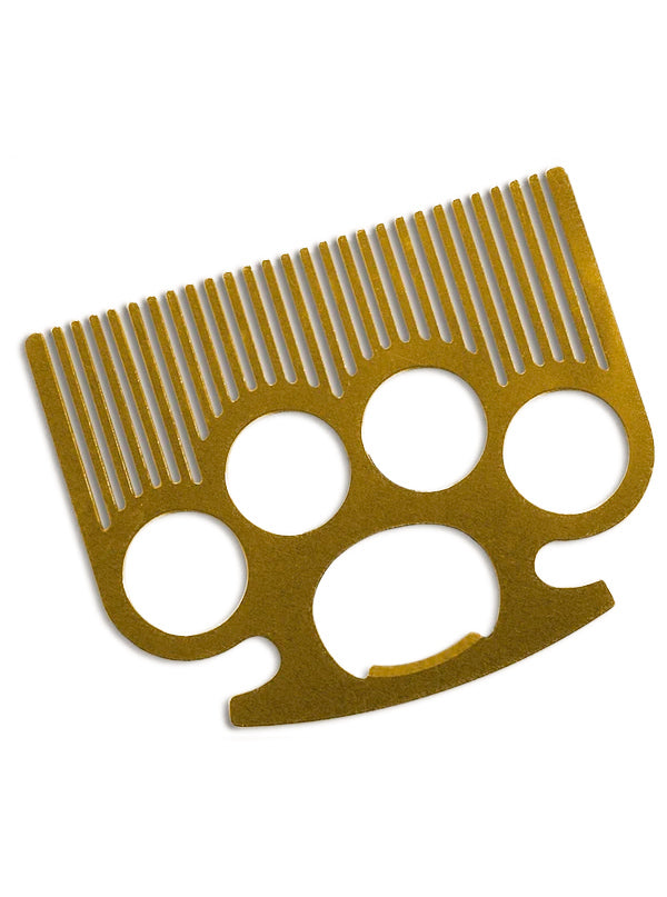 Knuckle Pocket Comb by Trixie & Milo