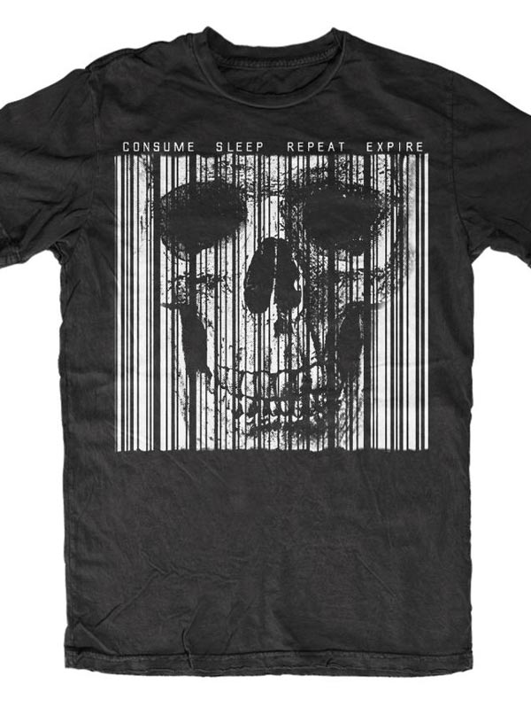Men's Consumed Tee by Skygraphx