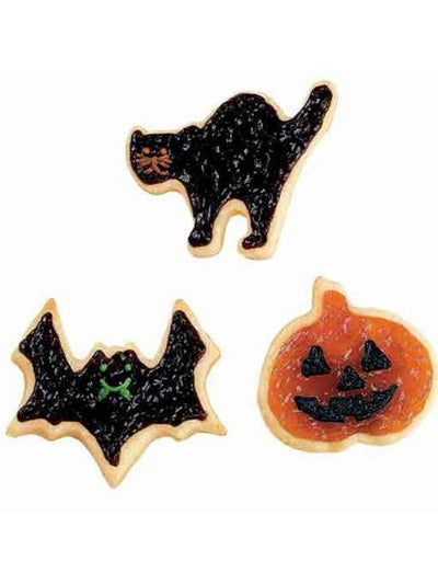 """Grippy Ghouls"" Cookie Cutters (4pc) - www.inkedshop.com"