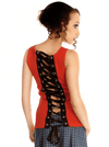"Women's ""Corset Beater"" Tank by Folter Clothing (More Options) - www.inkedshop.com"