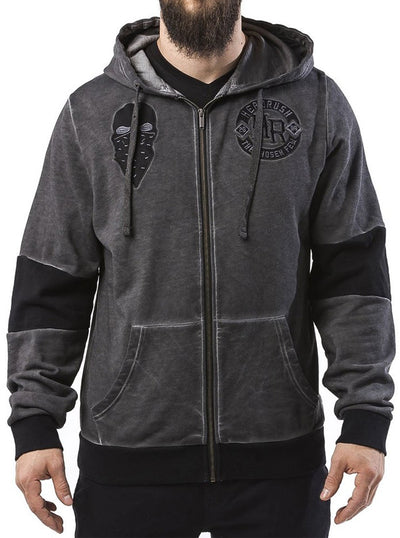 Men's The Cost Zip Up Hoodie by Headrush Brand