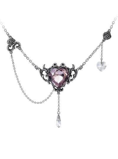 """Countess Kamila"" Necklace by Alchemy of England (Pewter)"