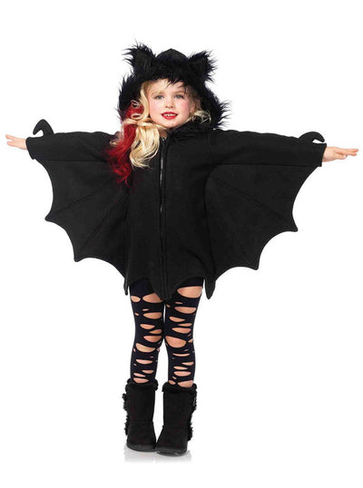 Kid's Cozy Bat Costume by Leg Avenue