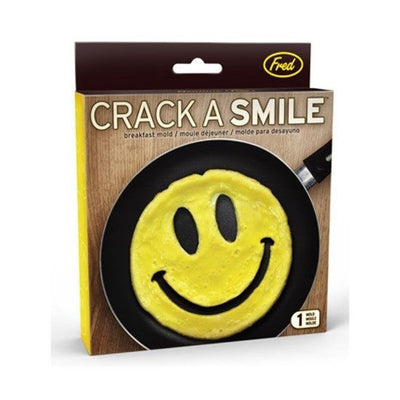 """Crack A Smile"" Egg Mold by Fred & Friends - InkedShop - 1"