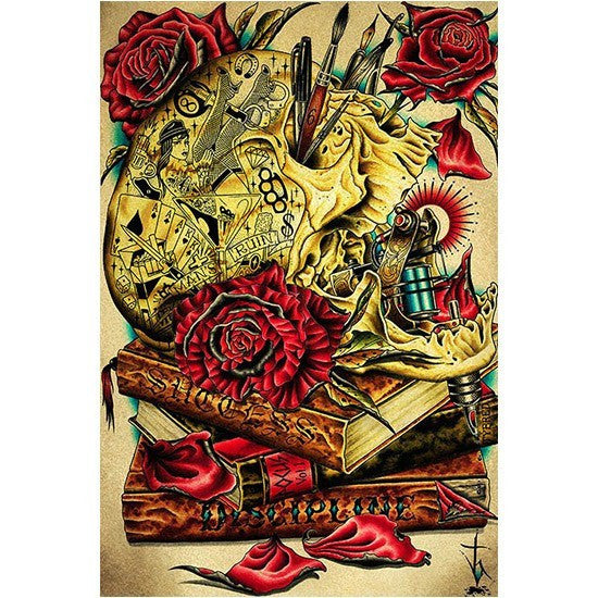 """The Craft"" Print by Tyler Bredeweg for Lowbrow Art Company - InkedShop - 1"