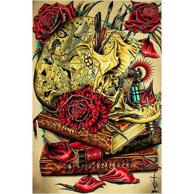 """The Craft"" Print by Tyler Bredeweg for Lowbrow Art Company - InkedShop - 2"
