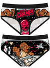 "Women's ""It's a Cramp!"" Period Panties by Harebrained!"