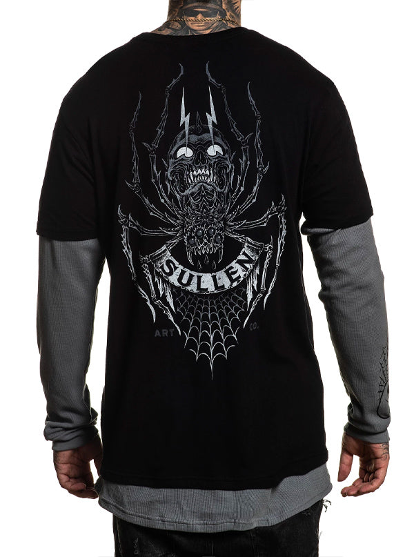 Men's Crawler Twofer by Sullen