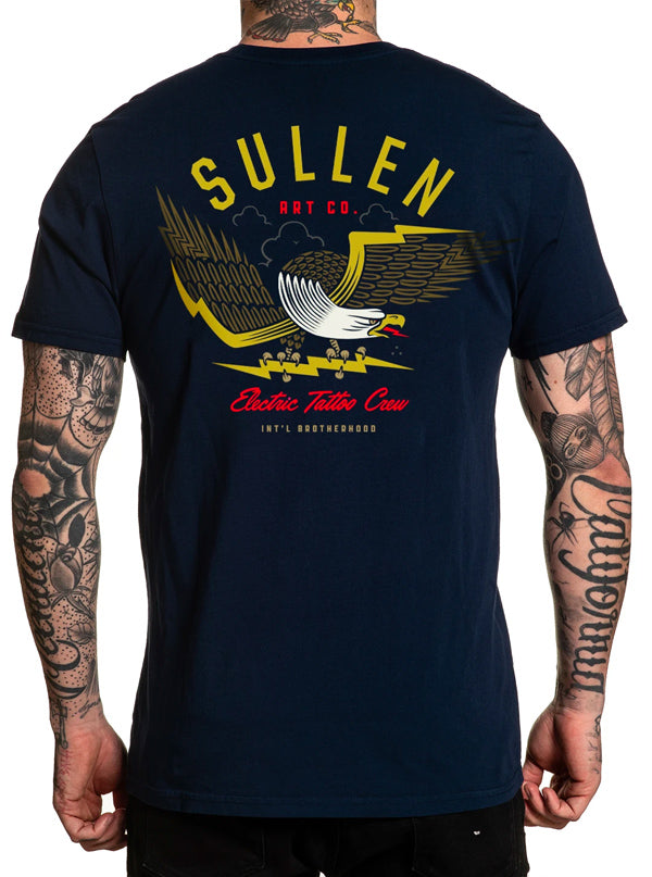 Men's Tattoo Crew Tee by Sullen