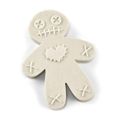 """Cursed Cookies"" Voodoo Doll Cookie Cutter by Fred & Friends - InkedShop - 1"