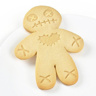 """Cursed Cookies"" Voodoo Doll Cookie Cutter by Fred & Friends - InkedShop - 3"