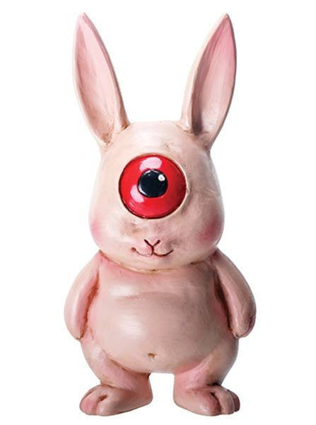 "Underbedz™ ""CY"" Vinyl Toy by Summit Collection - www.inkedshop.com"
