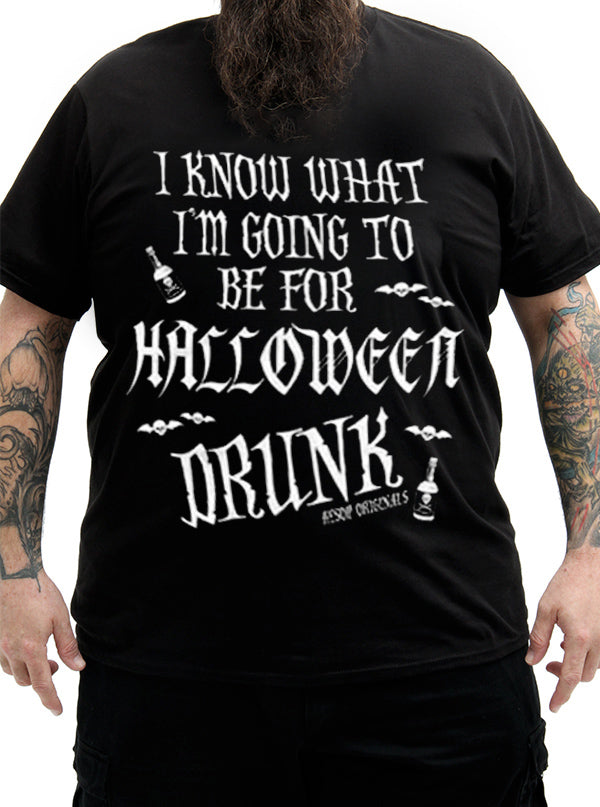 Men's Halloween Drunk Tee by Aesop Originals
