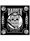 "Men's ""Dapper"" Bandana by Kustom Kreeps (Black) - www.inkedshop.com"