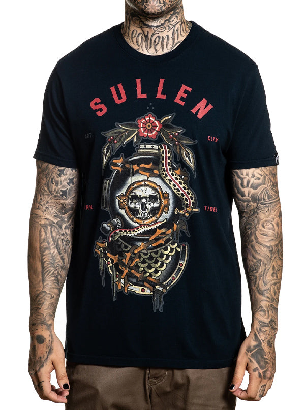Men's Dark Tides Tee by Sullen